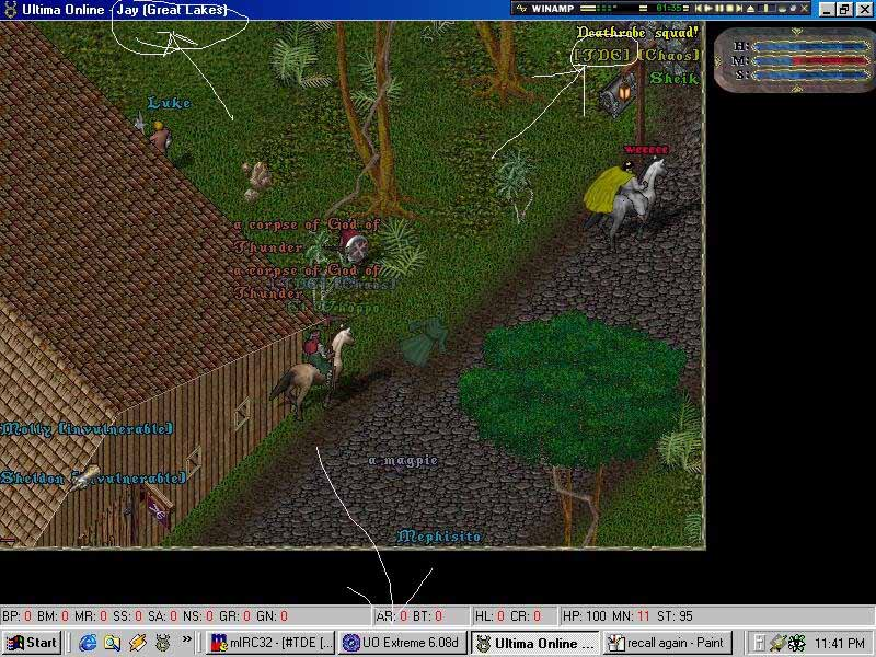 Ultima online dating